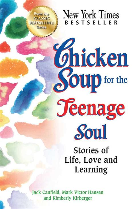 ... chicken soup for the teenage soul i .